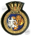 SCYLLA - Blazer Badge~OFFICIALLY LICENCED PRODUCT